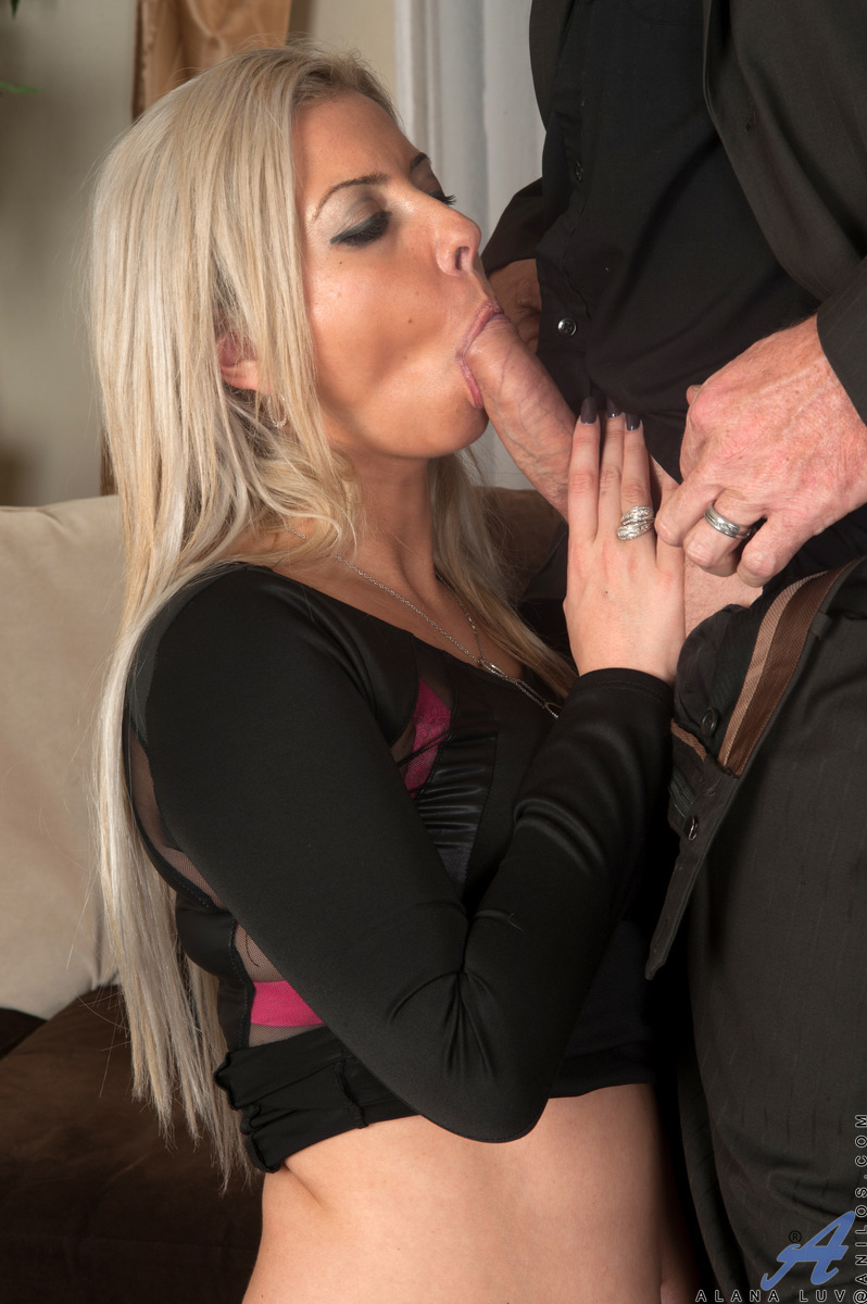 Alana luv get a double dose of black cock 4