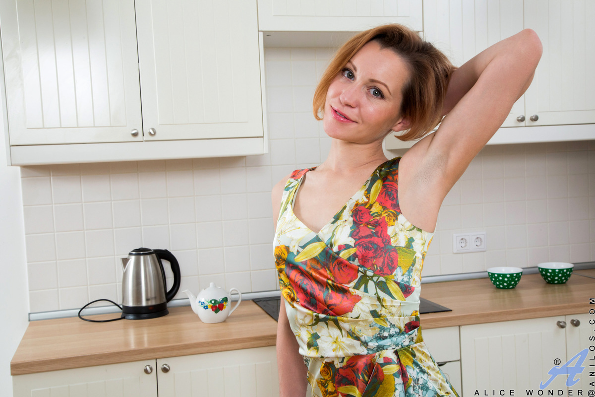 Anilos.com - Alice Wonder: Hot Housewife