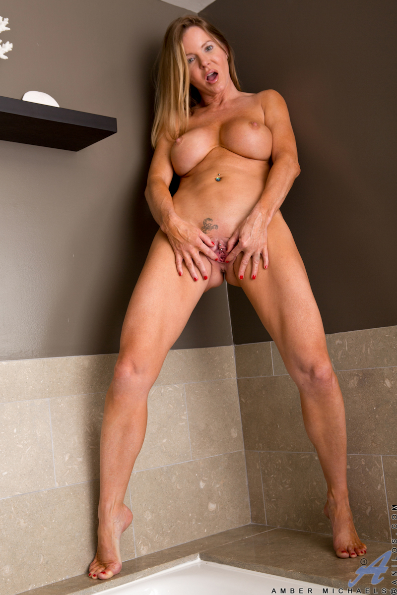 Accept. amber michaels peeing