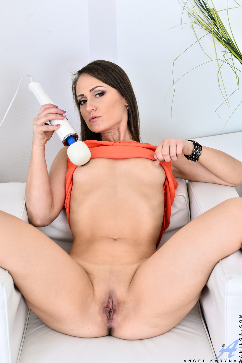 Milf starved for cock 2