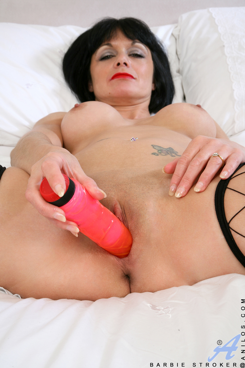Well Naked milf and toy thanks