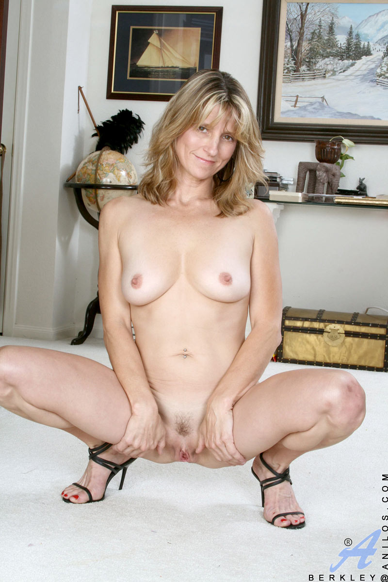 Simply Totally naked milf spread also not