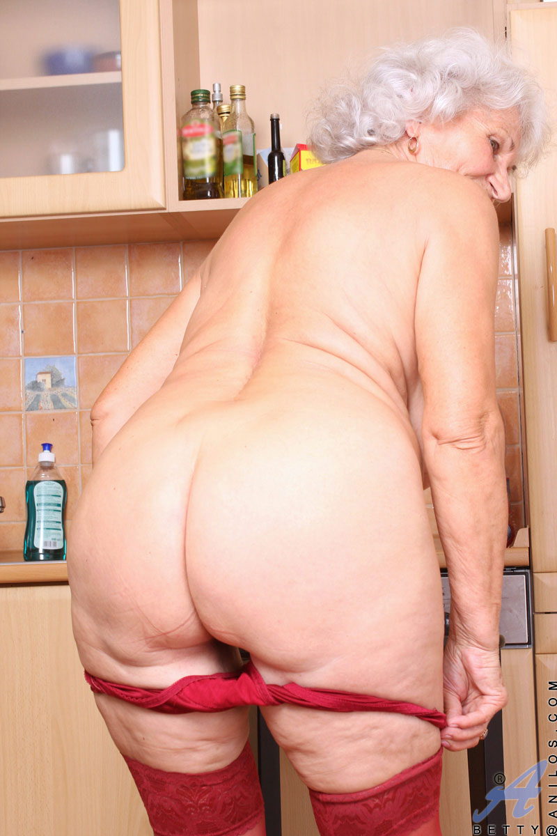granny sex panties