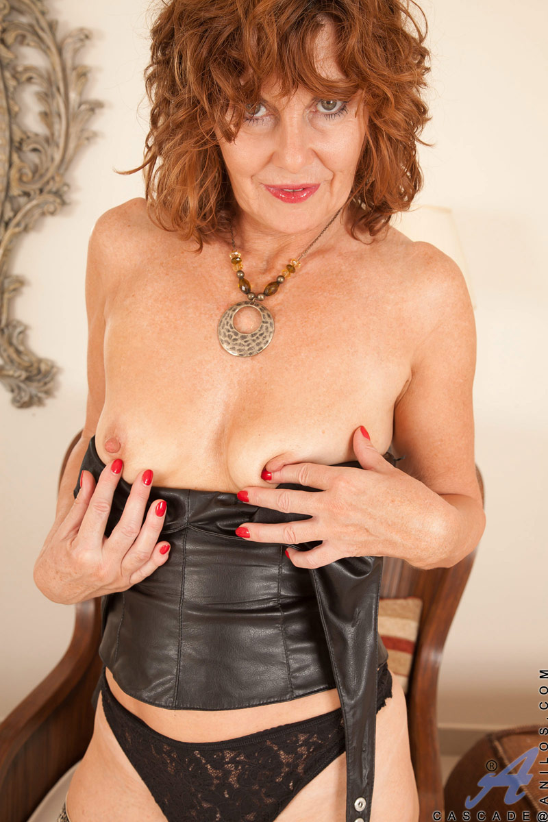Meaty mature women