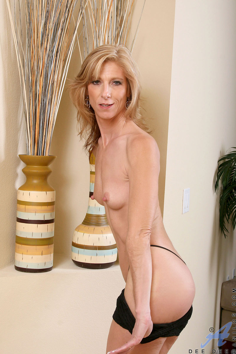 Mature inb heels stockings