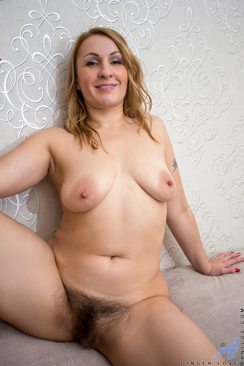 Hairy naked moms