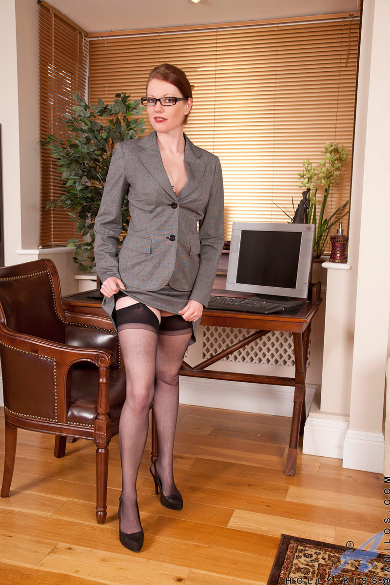 Mature women stockings office intelligible
