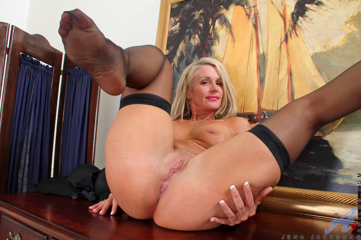 Horny mature black women