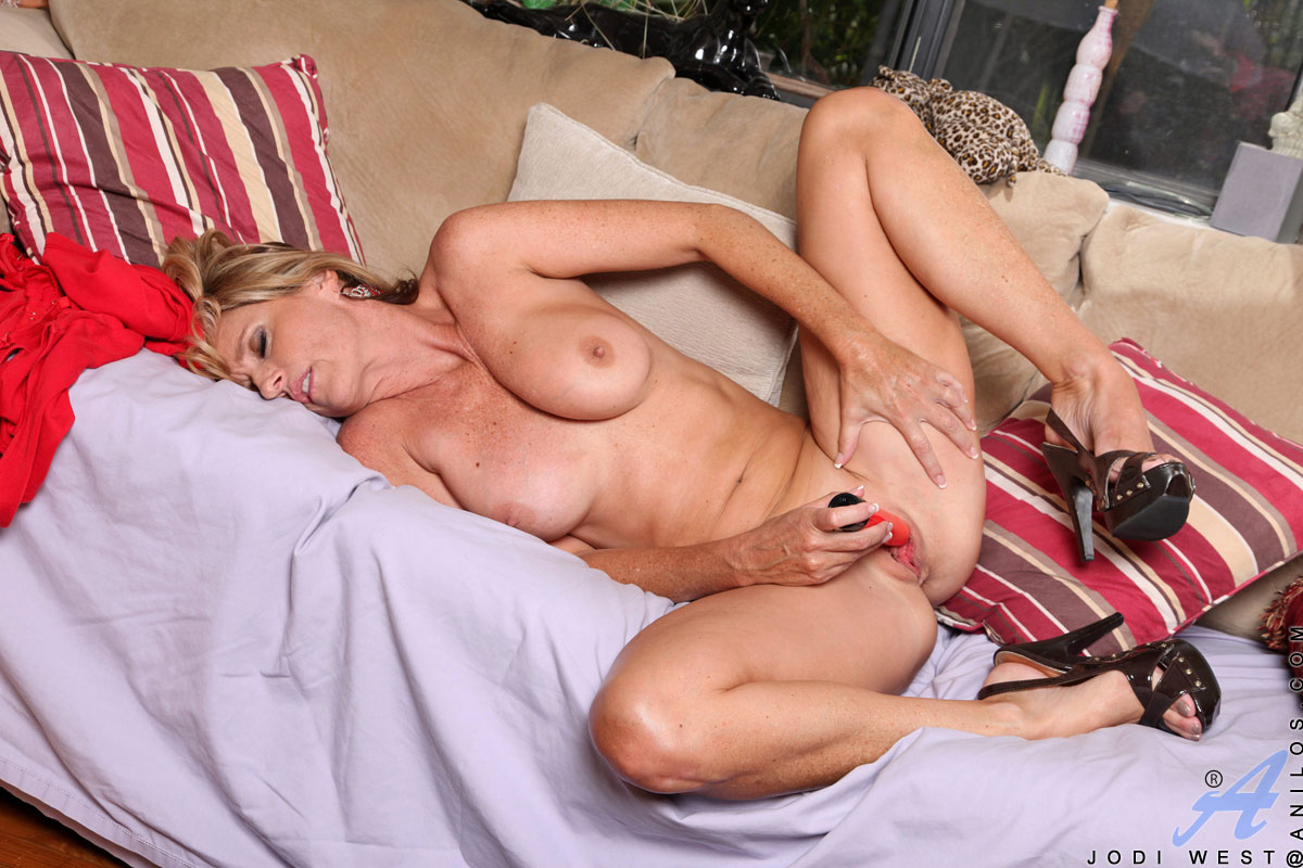 Jodi west mature