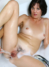 Hot and horny Anilos nymph masturbates with her fingers