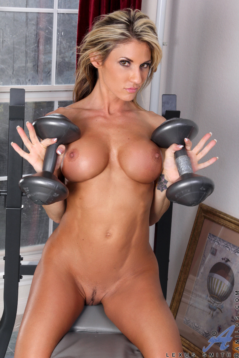 Beautiful fitness milf lexus