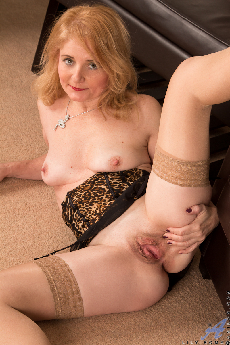 mature tube Lily porn