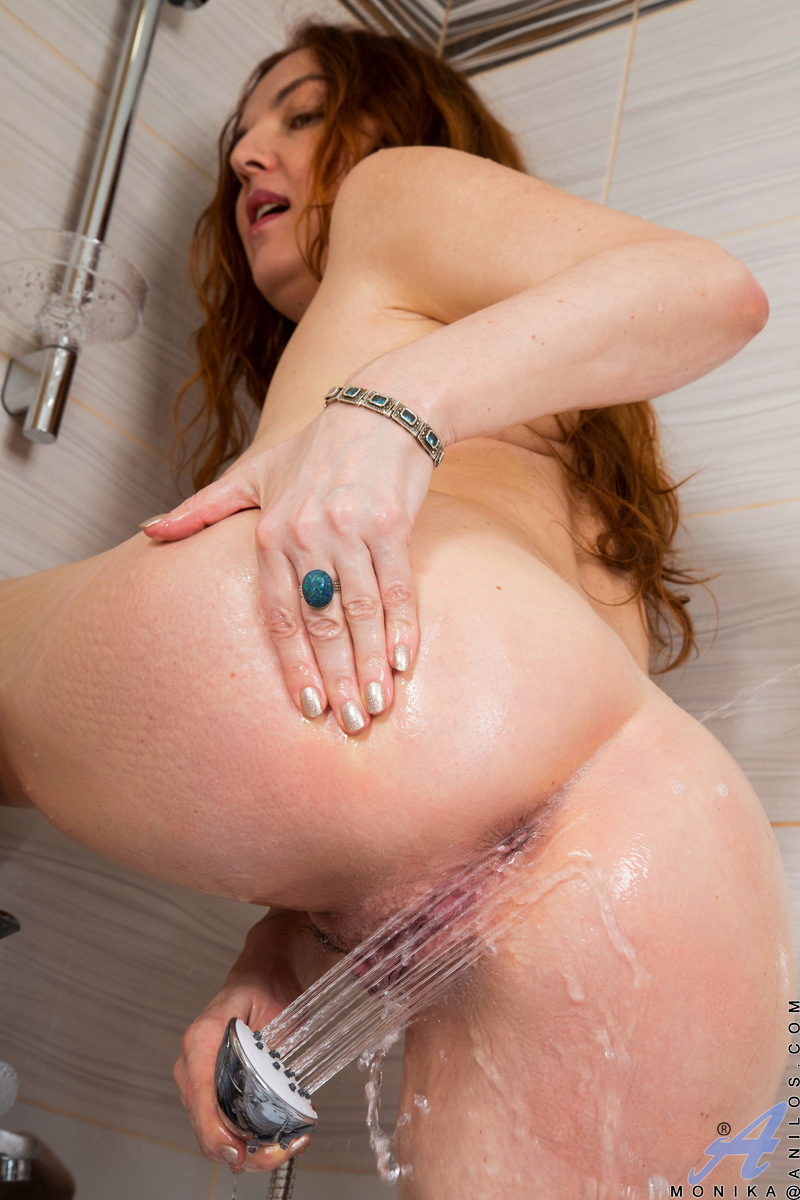 Anilos.com - Monika: Shower Play