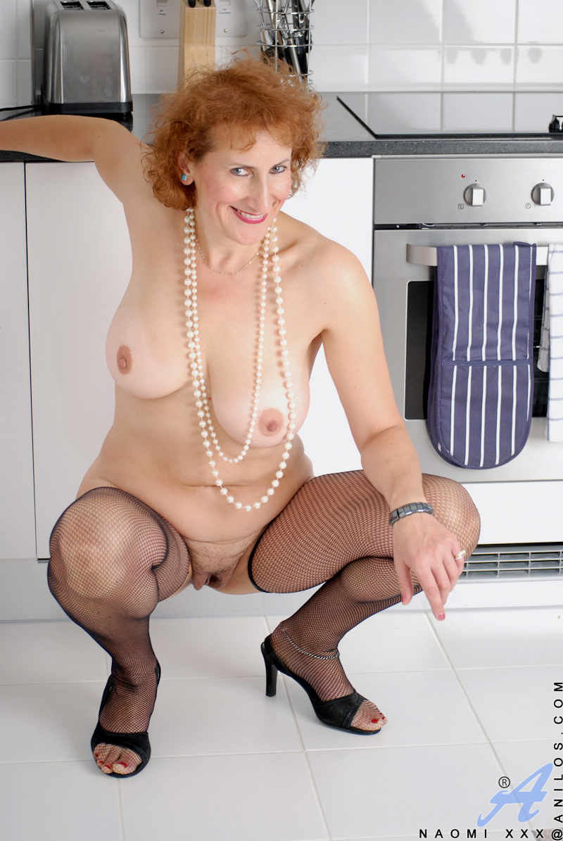 Nylons Mature erotic