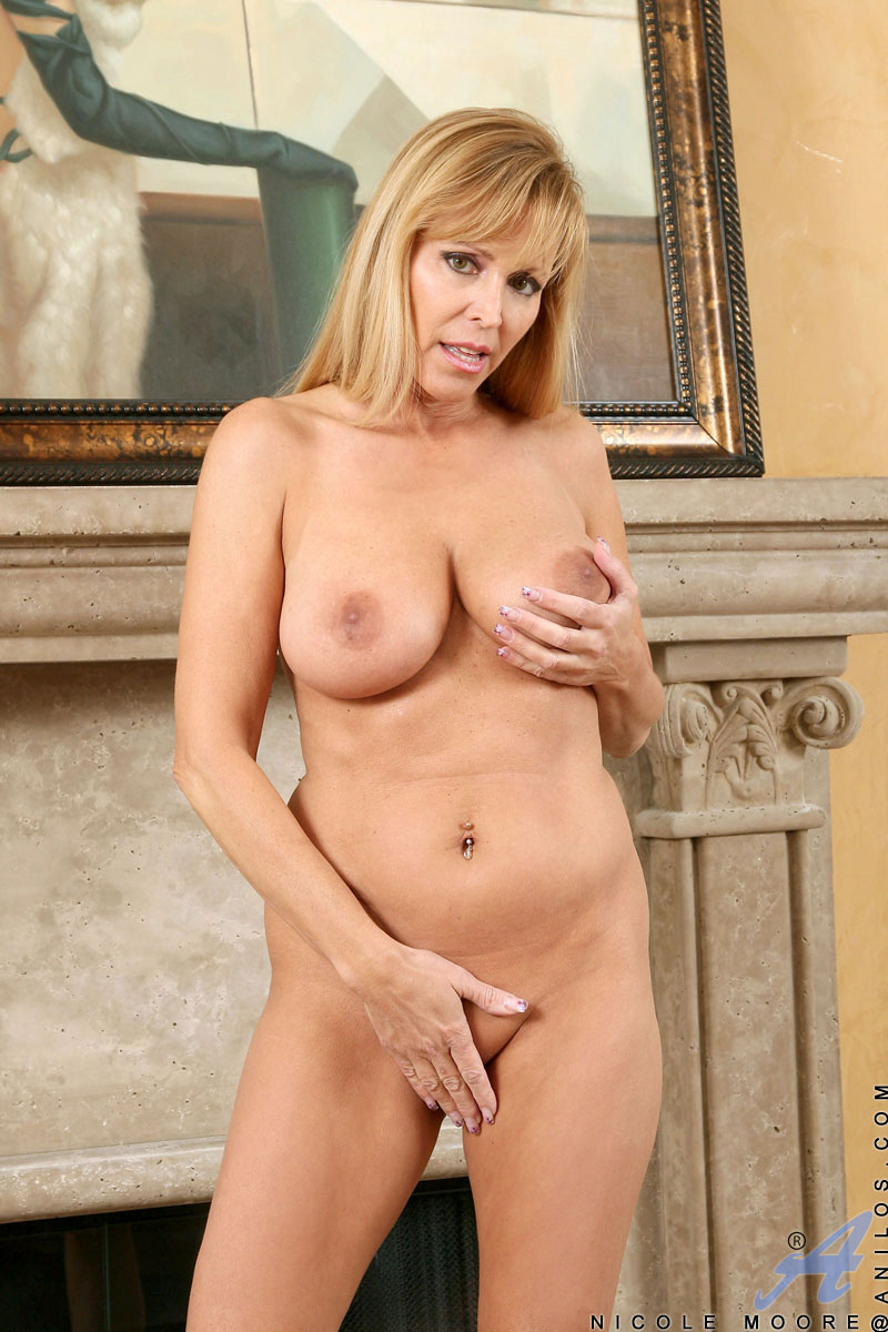 Mature nicole moore with you