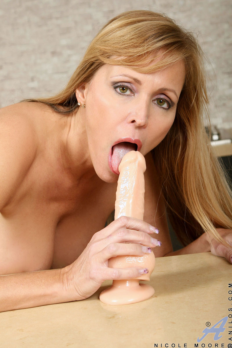Mature nicole moore pity, that
