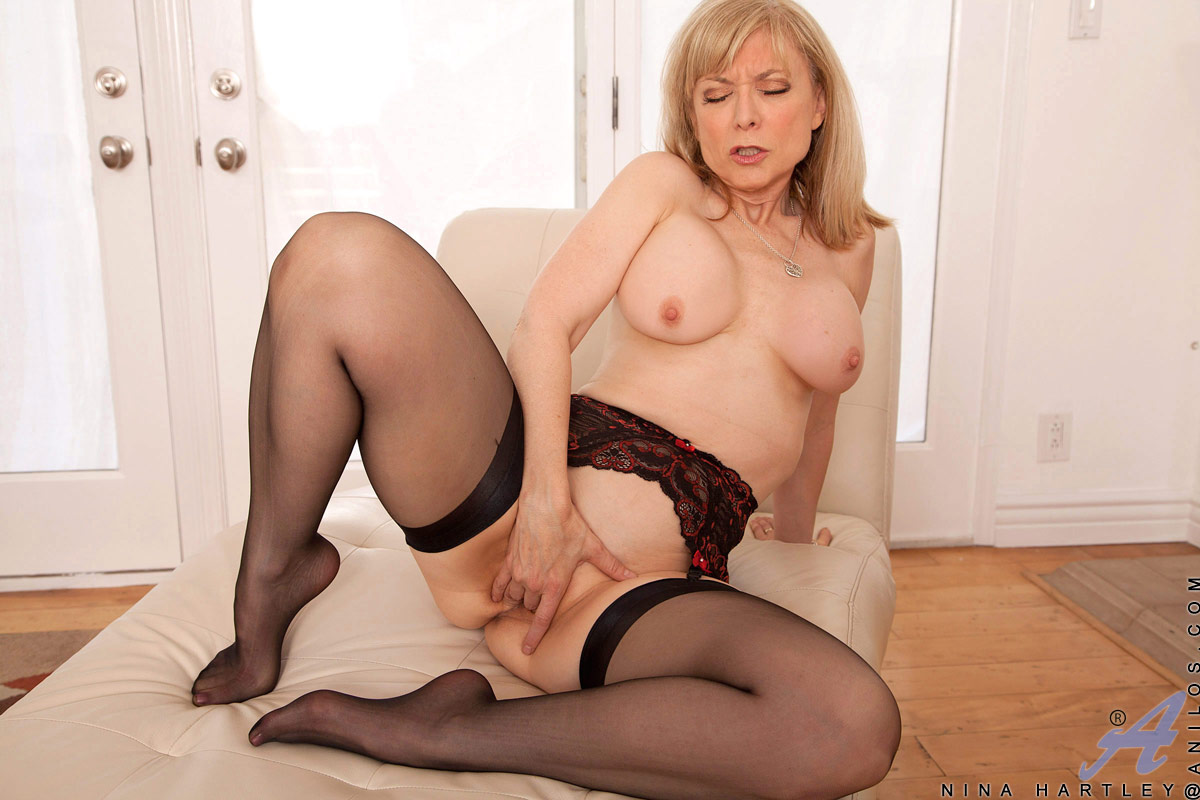 Gratis nina hartley anal