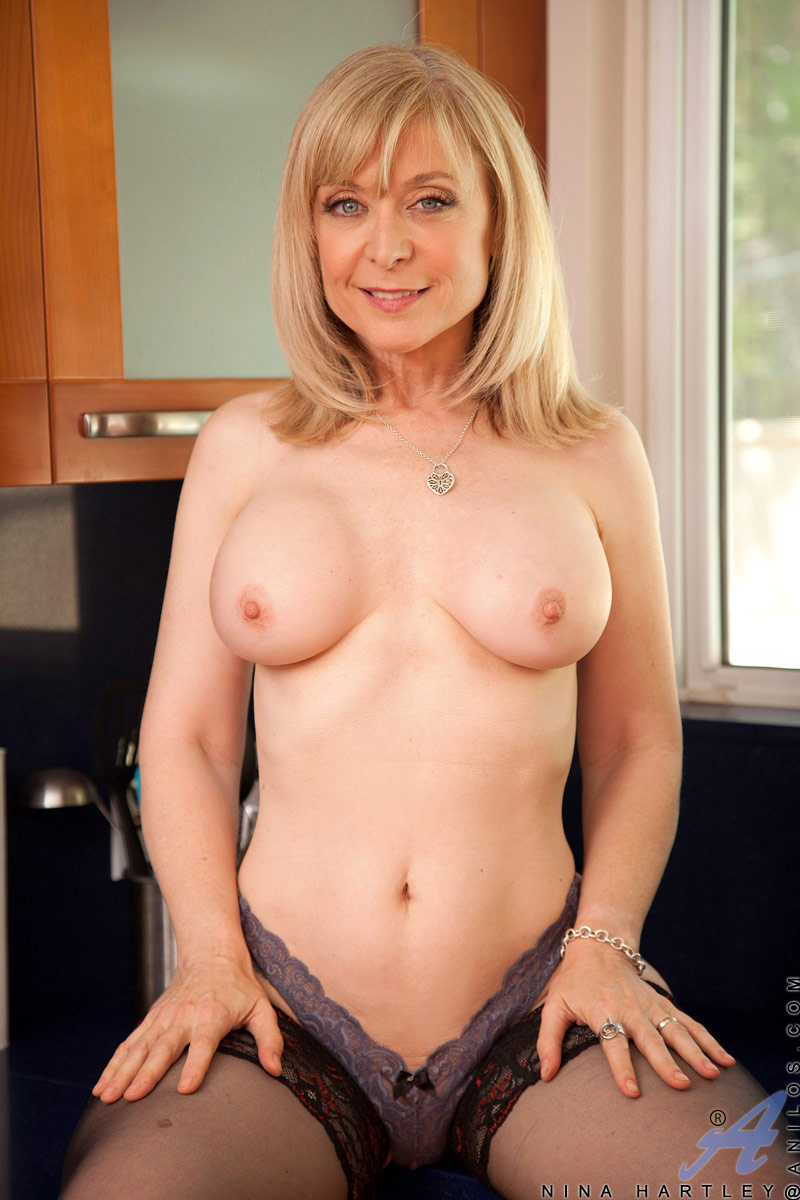 Digging Nina hartley big tits
