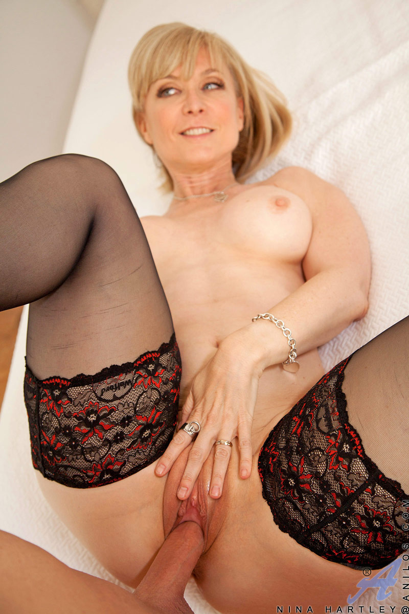Nina hartley latest
