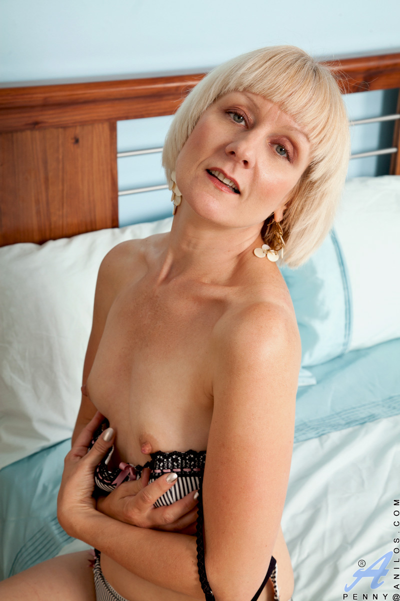 For Beautiful hairy classy blonde milf thumbs are not