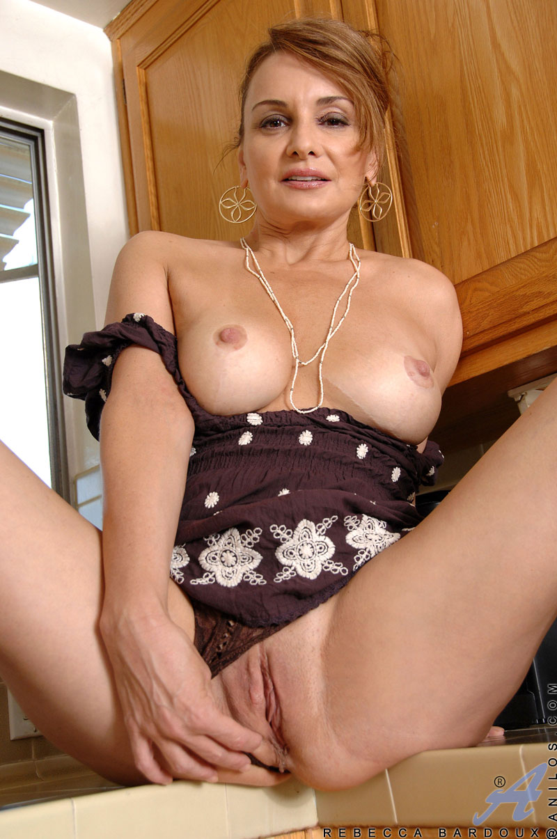 Directly. regret, Hot milf rebecca bardoux