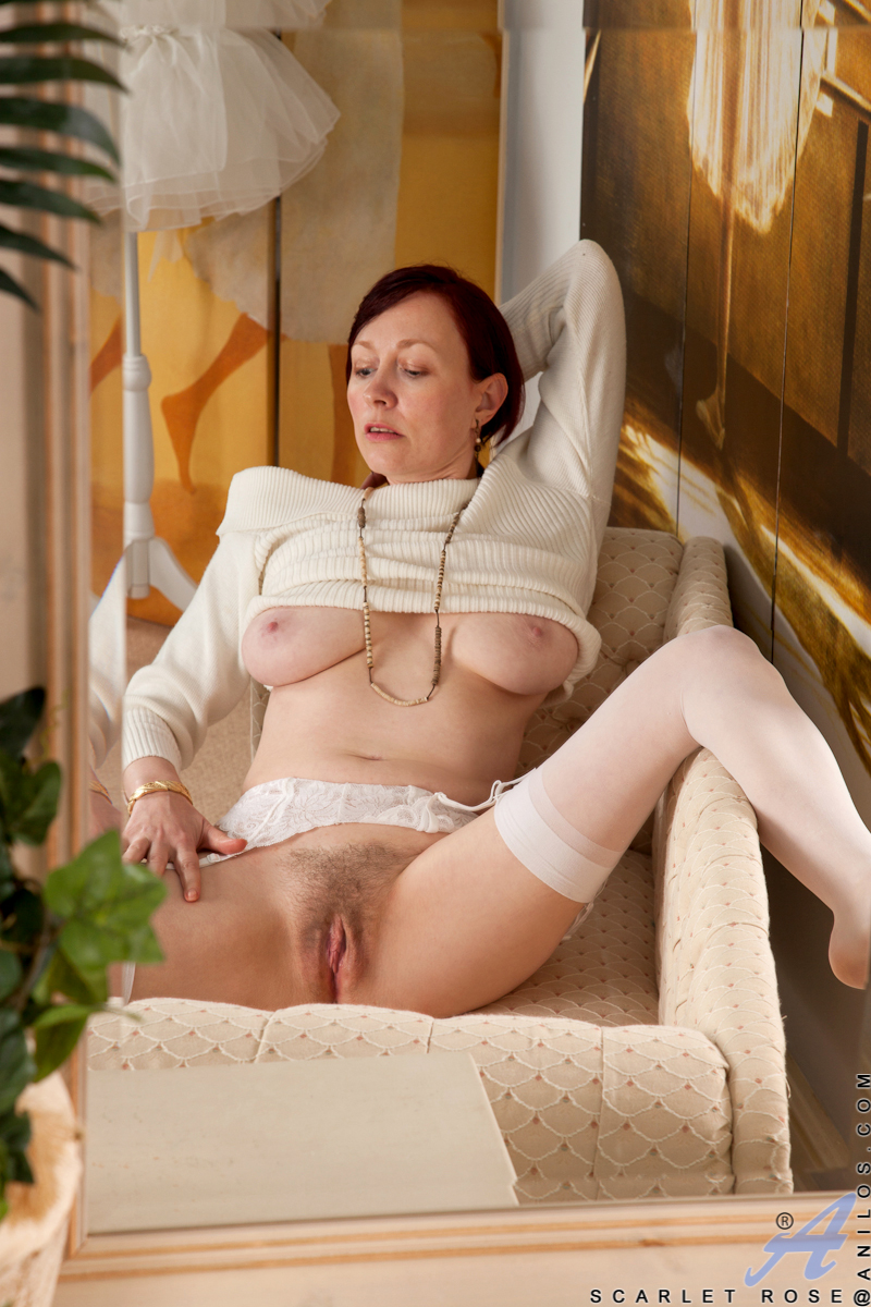 The pornstar rose old marie mature perfect