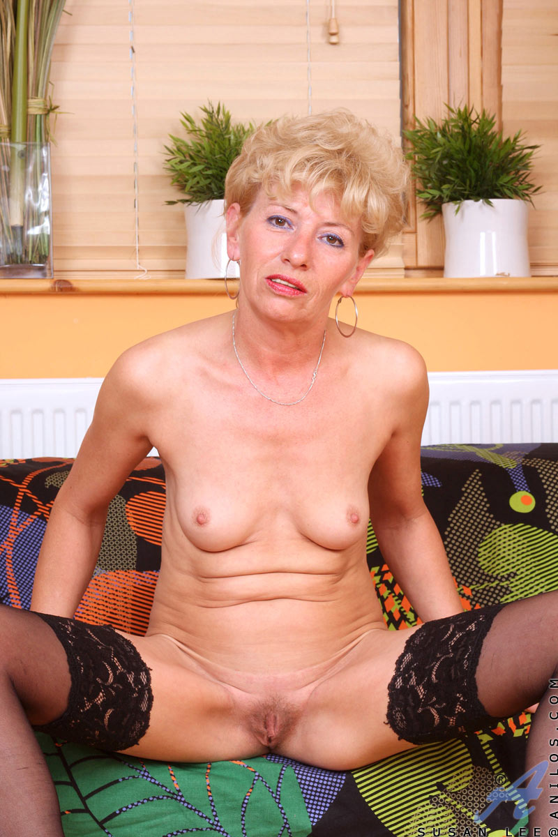 Bored housewife naked