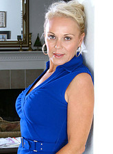 Mature blonde cougar veronica criticism