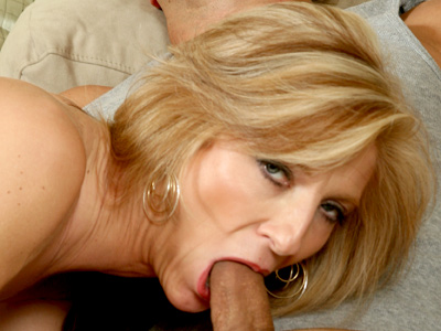Naughty Anilos Dee Dee takes this colossal dick all the way down to the balls from Anilos.com