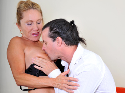 Anilos cougar Luna acquires licked and drilled hardcore