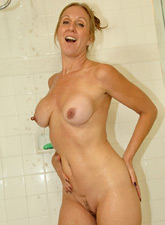 Toys In Her Shower