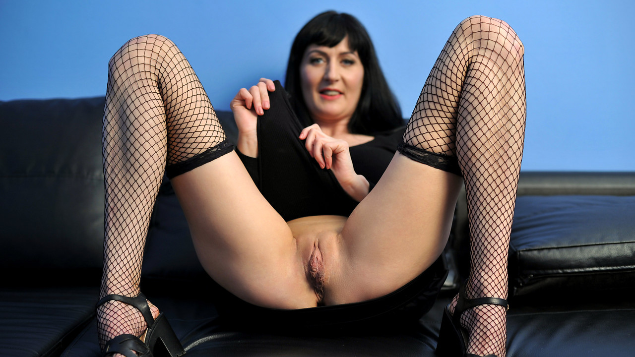 Anilos - Fishnet Stockings
