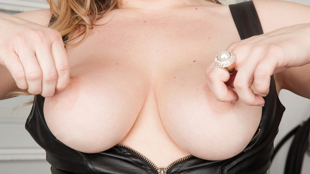 Big Tits And Leather - Anilos.com