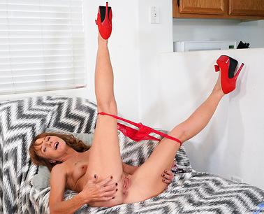 red-lingerie