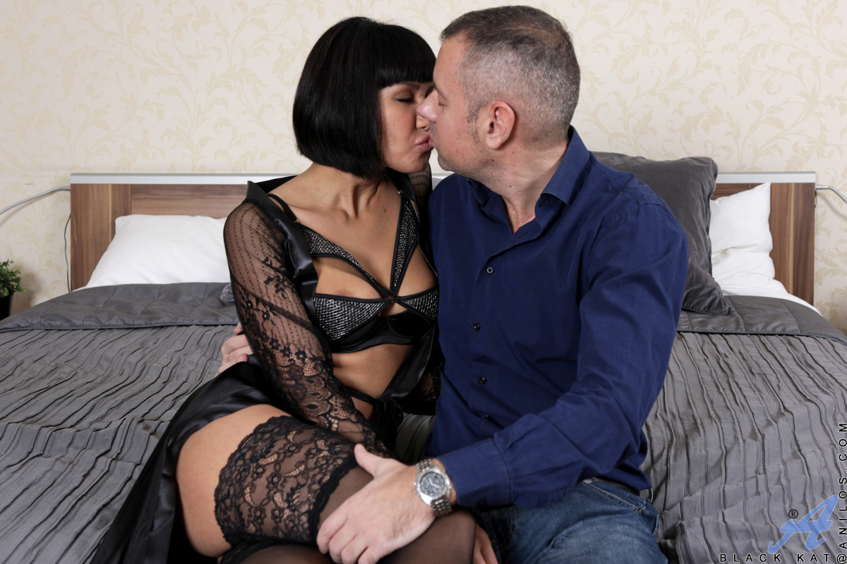 Anilos.com - Black Kat: Just The Two Of Us