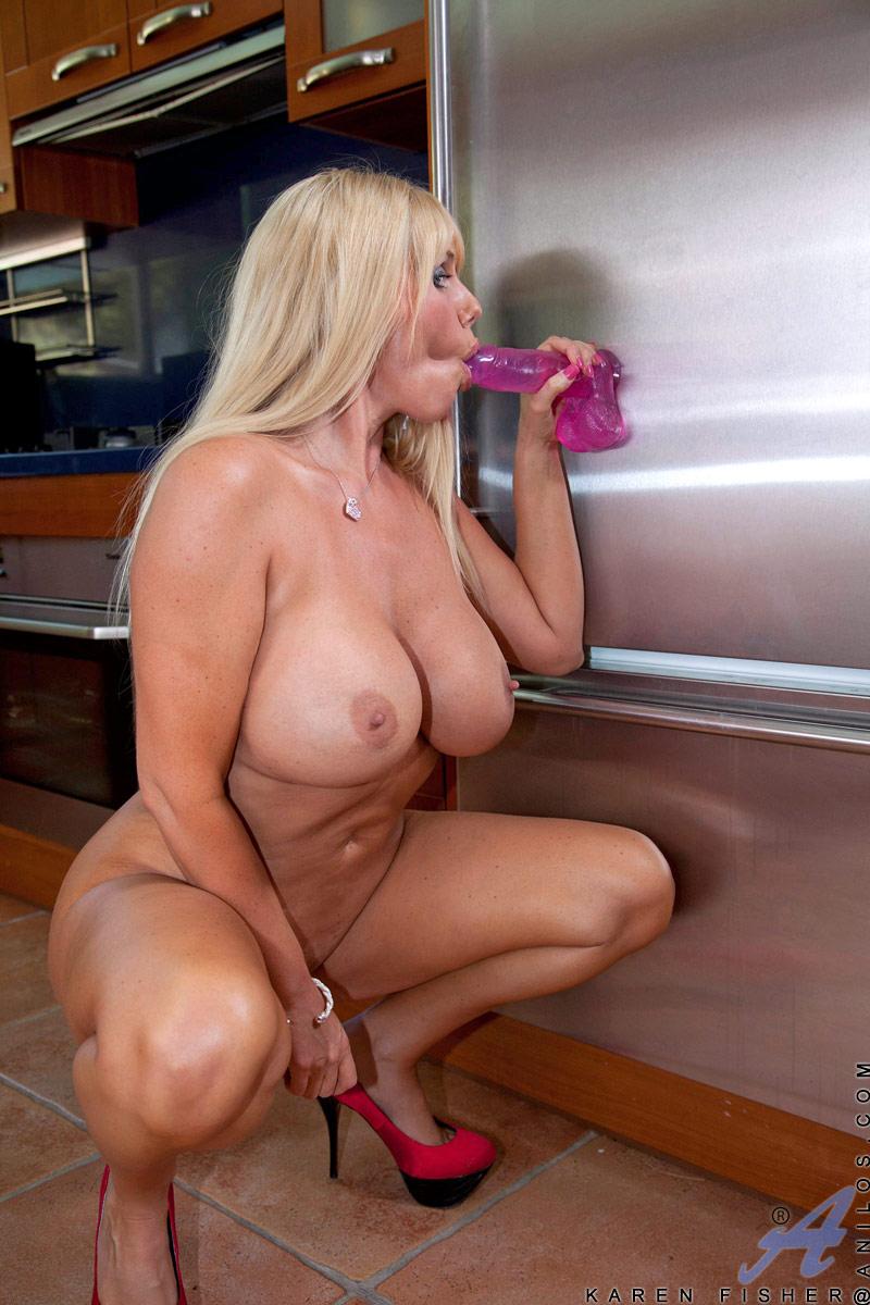 Karen fisher topless
