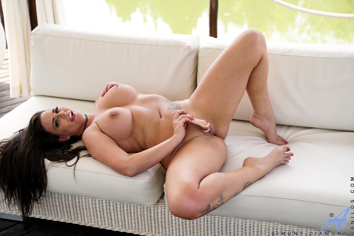 Anilos.com - Simony Diamond: Pure Ecstasy