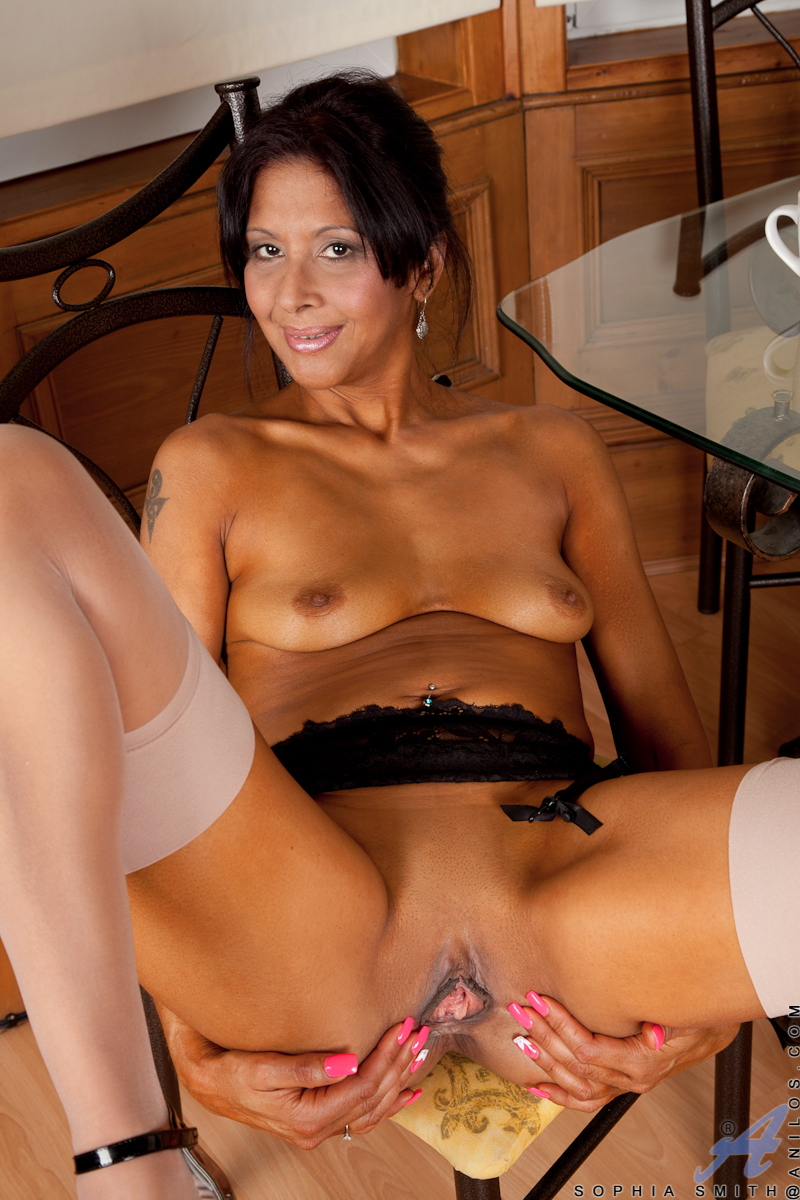Asian wife many cocks