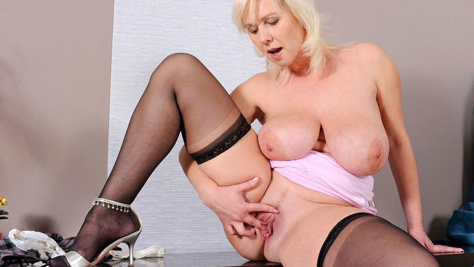 Big tits licking pics