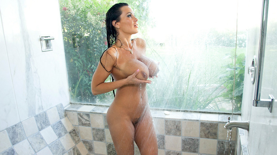 Milf shower